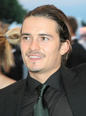 English: Orlando Bloom at the 2005 Venice Film...