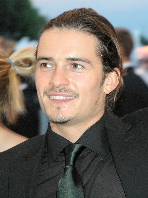Photo Orlando Bloom via Wikidata
