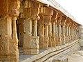Ornate Pillared hall, Lepakshi, AP (7).jpg