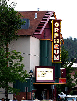Orpheum Theater (Flagstaff, Arizona) - The Orpheum Theater in downtown Flagstaff features a wide variety of concerts and other performances.