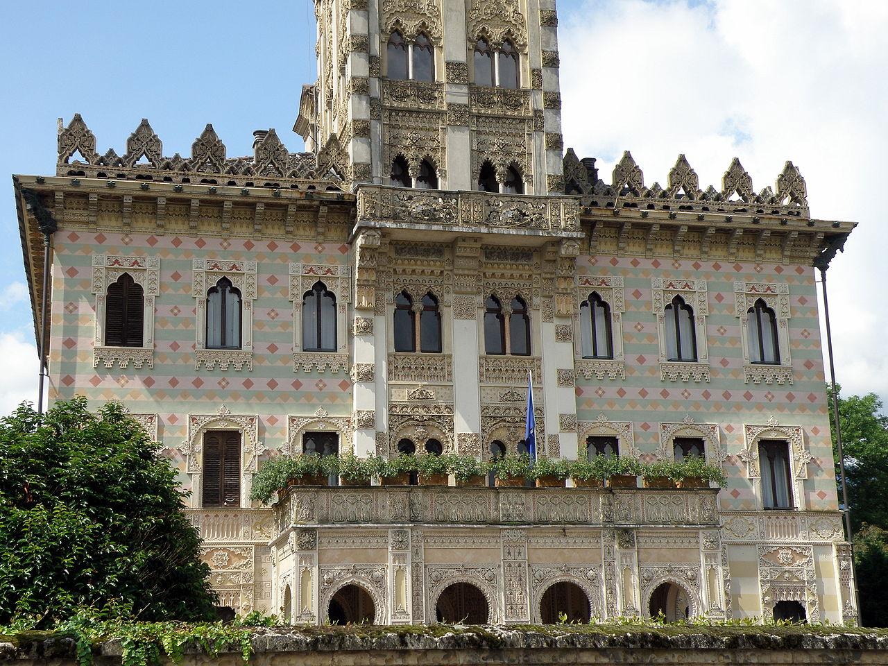 Hotel Villa Crespi Di Orta San Giulio