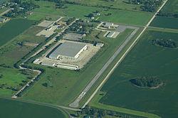 Osage City Kansas Municipal Airport, Osage Kansas 09-04-2013.JPG