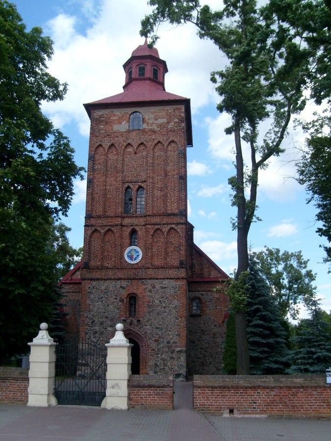 Osiek, Brodnica County