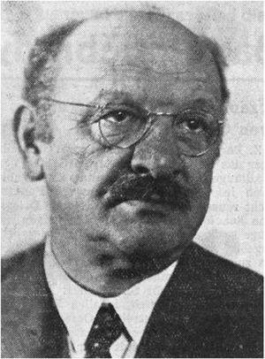 Oskar Fischer - Image: Oskar Fischer