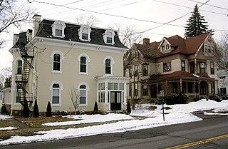 Oswego–Oneida Streets Historic District