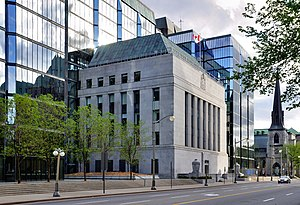 Bank of Canada - Image: Ottawa ON Bank of Canada
