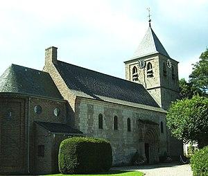 Oosterbeek - Image: Oude kerk (PKN) Oosterbeek 2008