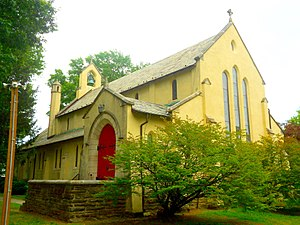 Penns Grove, New Jersey - Church of Our Merciful Saviour