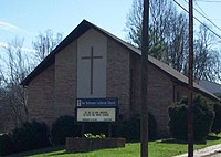 Our Redeemer Lutheran Church Huntington WV