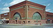 National Farmers Bank in Owatonna by Louis Sullivan