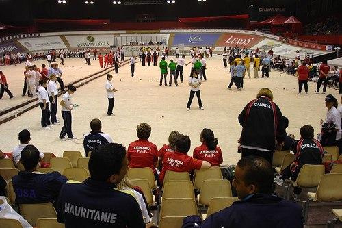 Pétanque Championnats du monde à Grenoble (308551840)