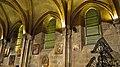 P1080400 France, Paris, l'intérieur de l'église Saint-Julien-le-Pauvre, de rite grec melkite catholique; le bas-côté sud, par ses nombreuses icônes, rappelle que l'endroit est un site religieux grec byzantin (5629732866).jpg