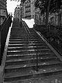 P1260991 Paris XVIII rue du Mont-Cenis bw rwk.jpg