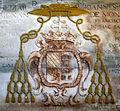 P1320412 Arles eglise St-Trophime armes archeveques Adhemar de Monteil de Grignan rwk.jpg