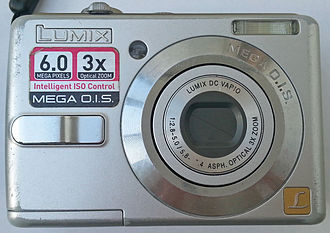 Lumix - Panasonic DMC-LS60