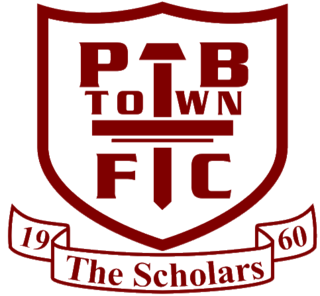 Potters Bar Town F.C. association football club in Potters Bar, England