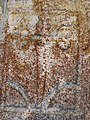 PEÑAUSENDE cruz de santiago en la Casa del Cura.JPG