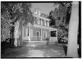 PERSPECTIVE VIEW FROM SOUTHWEST - Ormiston House, Reservoir Drive, Philadelphia, Philadelphia County, PA HABS PA,51-PHILA,275-7.tif