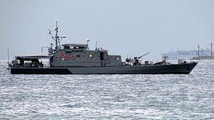 Kagitingan-class patrol craft - Image: PG 104 BRP Bagong Silang