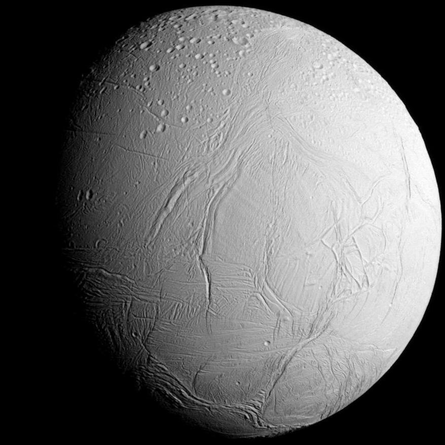 PIA17202-SaturnMoon-Enceladus-ApproachingFlyby-20151028-cropped