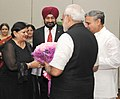 PM Modi hosts farewell dinner in honour of Gen. Bikram Singh.jpg
