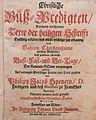 Page de titre d'un livre de Philipp Jacob Spener.jpg
