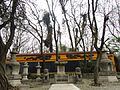 Pagoda Forest of Tianlong Temple in Nanjing 07 2012-01.JPG