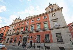Resultado de imagen de ministerio de justicia españa