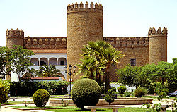 The Castle of Zafra