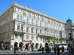 Palais Todesco - Palais Todesco next to the Vienna State Opera