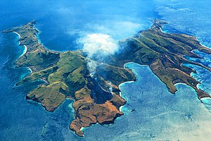 Lesser Sunda Islands - Banta Island of Lesser Sunda Islands