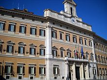 chamber of deputies italy wikipedia