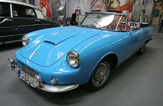 DB (car) - 1960 DB Panhard Le Mans Luxe
