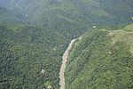Panorámica del cañón del río Cauca - Hidroituango 3.jpg