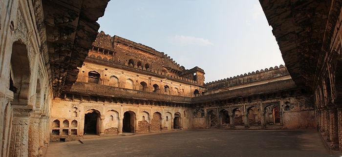 Kalinjar Fort - Wikipedia