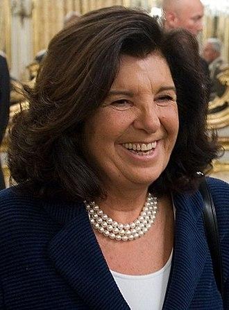 Libera Università Internazionale degli Studi Sociali Guido Carli - Paola Severino, LUISS Vice President