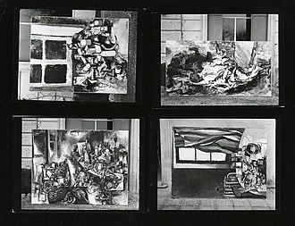 Renato Guttuso - Image: Paolo Monti Servizio fotografico (Italia, 1961) BEIC 6336573