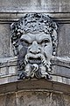 Paris - Les Invalides - Façade nord - Mascarons - 018.jpg