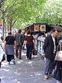Paris Bouquinistes sur les quais de la Seine 20070600.jpg