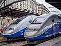 Paris TGV trains gare de l'Est P1260789.jpg