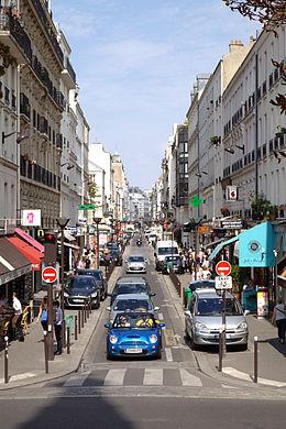 Rue du commerce paris wikip dia for C du commerce