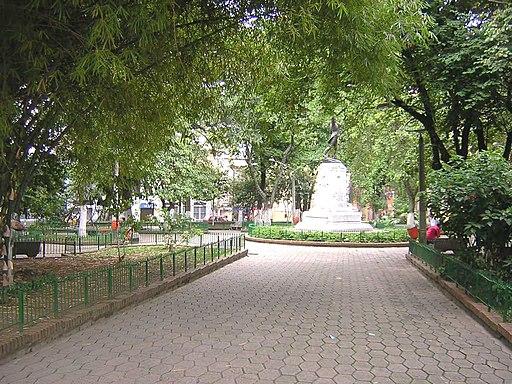 Parque Boston-Medellin