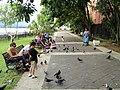 Parque de las Palomas - San Juan, Puerto Rico - DSC07142.JPG