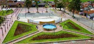 Gachancipá - Central square