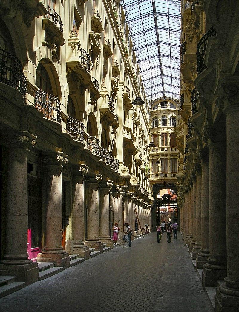 Qué ver qué hacer en Albacete, Pasaje Lodares Albacete