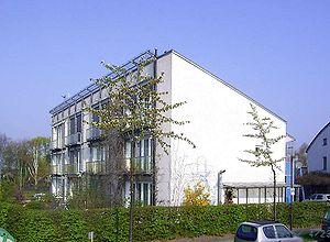 Maison passive à Darmstadt, en Allemagne