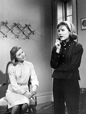 The Patty Duke Show - Patty Duke as Cathy Lane and Patty Lane