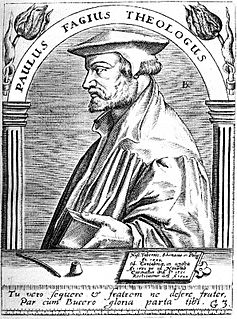 Paul Fagius German academic