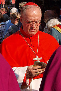 Paul Josef Cordes German Roman Catholic cardinal and archbishop