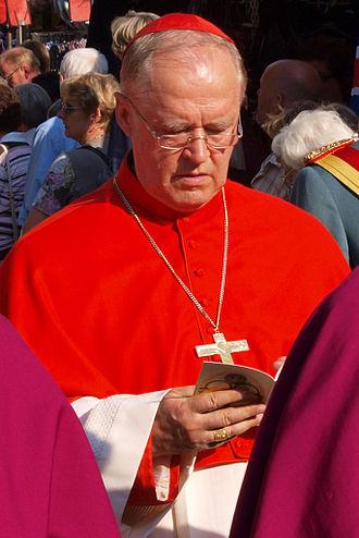 Cardinals created by Benedict XVI - Paul Josef Cordes (b. 1934), made a cardinal on 24 November 2007.